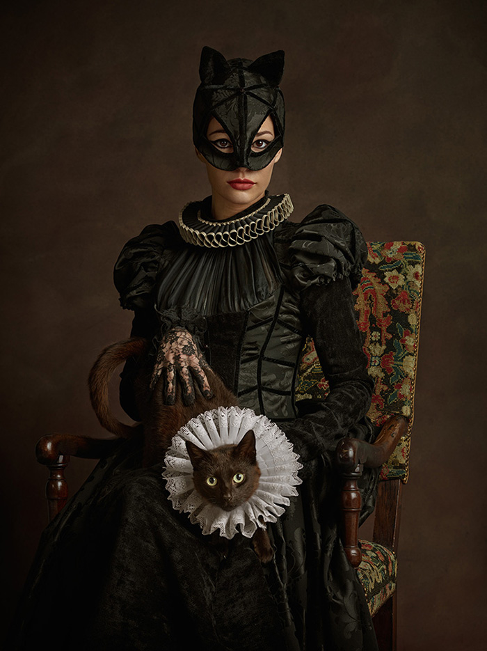 16th Century Catwoman