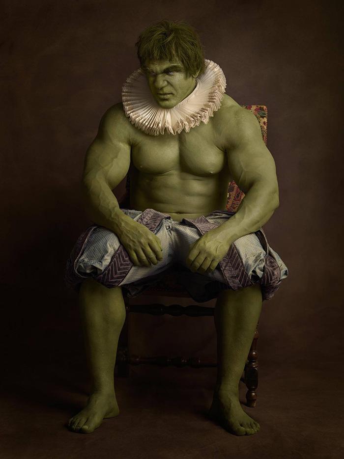 16th Century Hulk