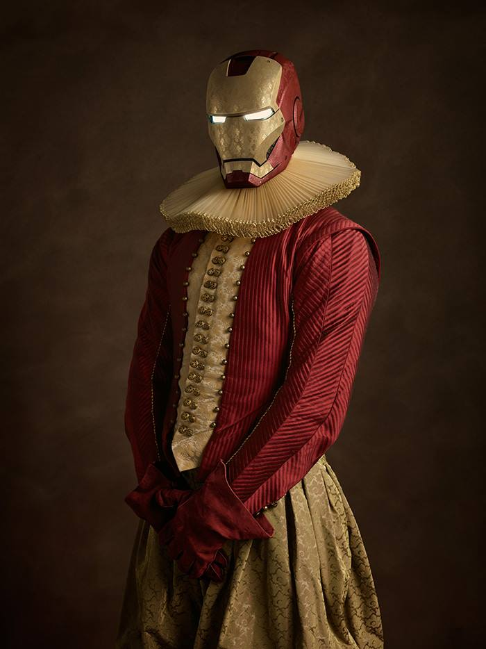 16th Century Iron MAn
