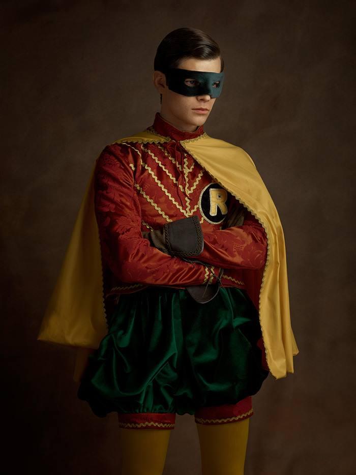 16th Century Robin