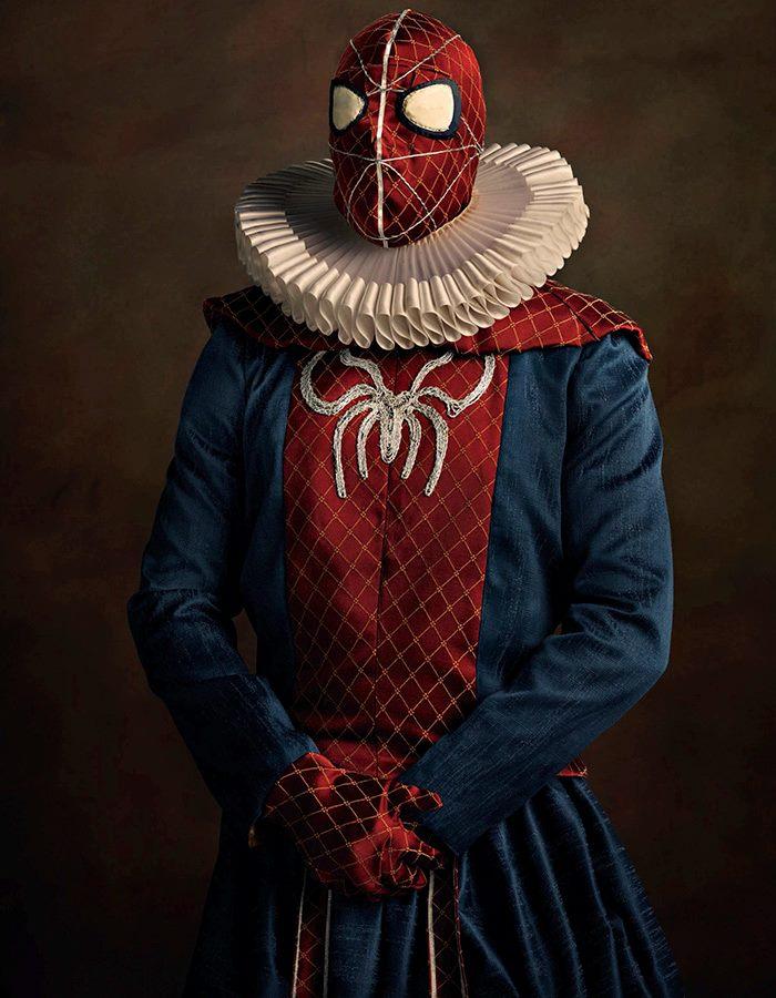 16th Century Spider Man