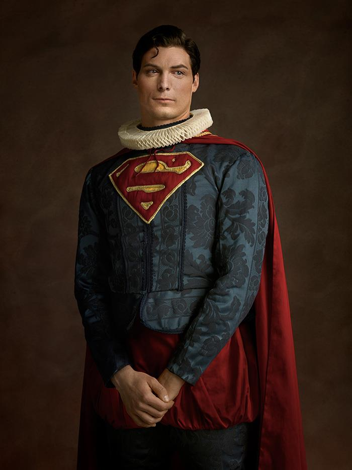 16th Century Superman