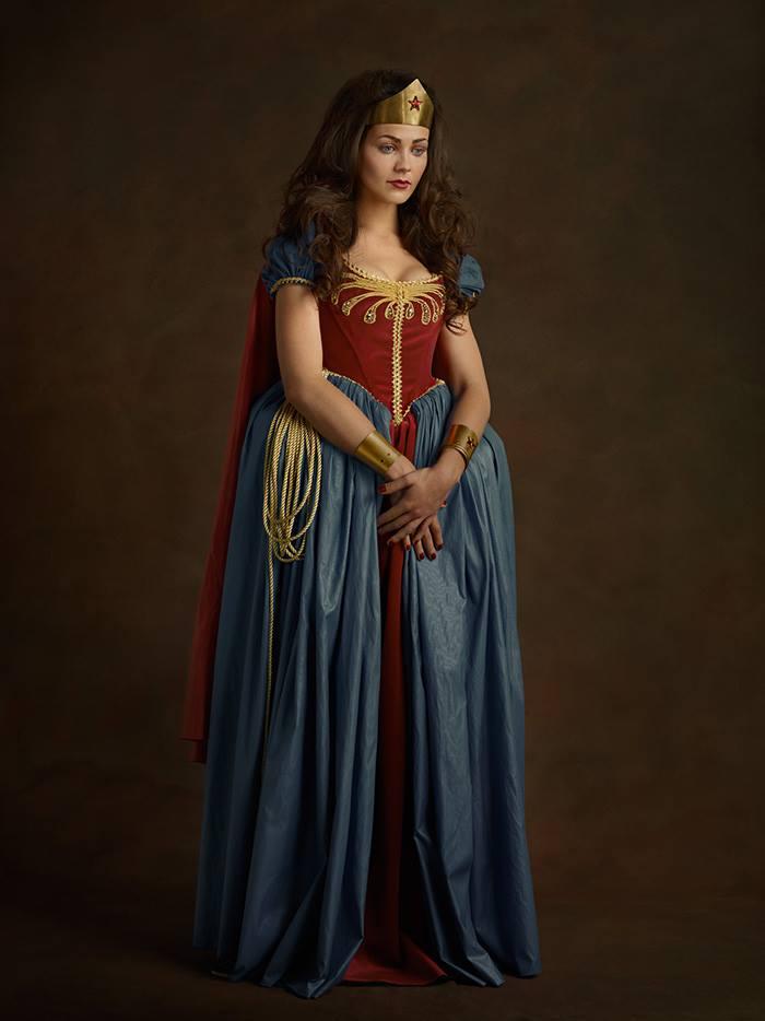 16th Century Wonder Woman