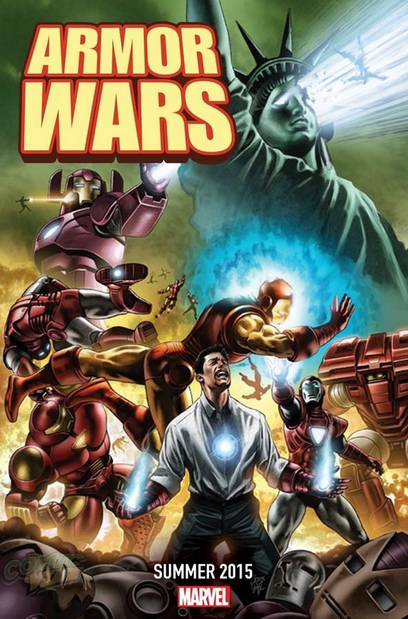4 Armor Wars