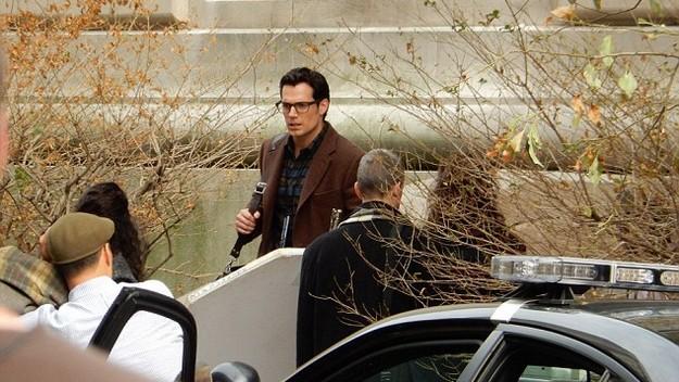 4 Clark Kent