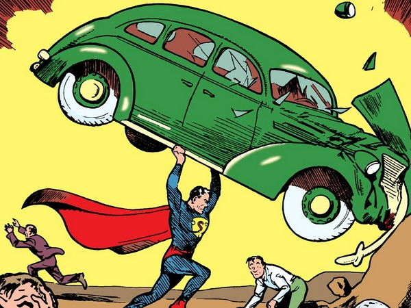 Action Comics Number One