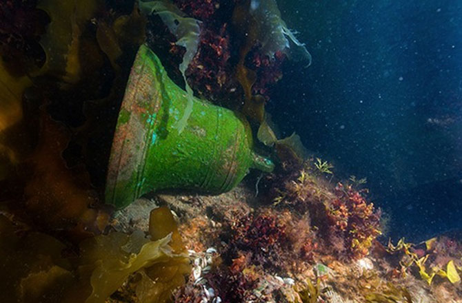 HMS Erebus Batık Gemi