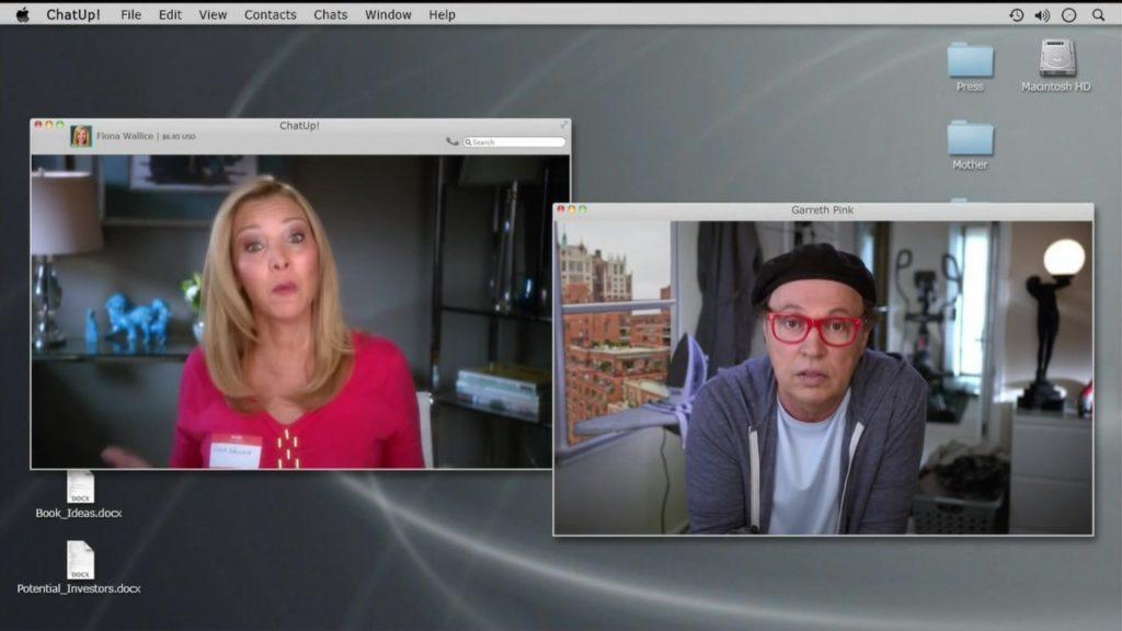 Lisa Kudrow Billy Crystal Web Therapy
