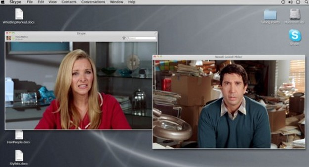 Lisa Kudrow David Schwimmer Web Theapy