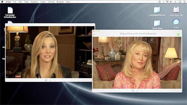 Lisa Kudrow Meryl Streep Web Therapy