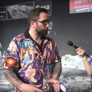 Matt Taylor tişört