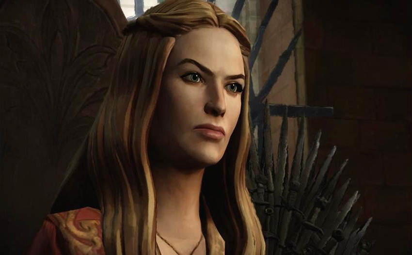 Telltale Game of Thrones Cersei