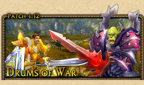 WoW Patch 1.12.0