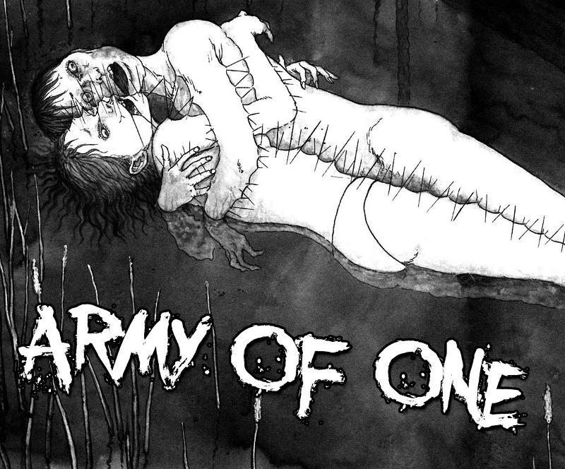 junji-ito_army-of-one