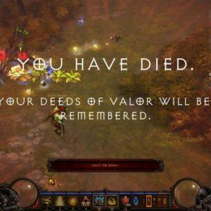 xanth-death