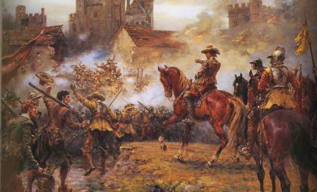 civil war 1642 In this lesson, we explore the english civil war, a conflict that took place in the 1640s between forces loyal to king charles i and those loyal to.