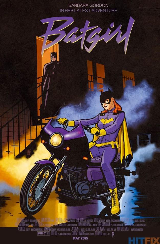 02 Batgirl - Purple Rain