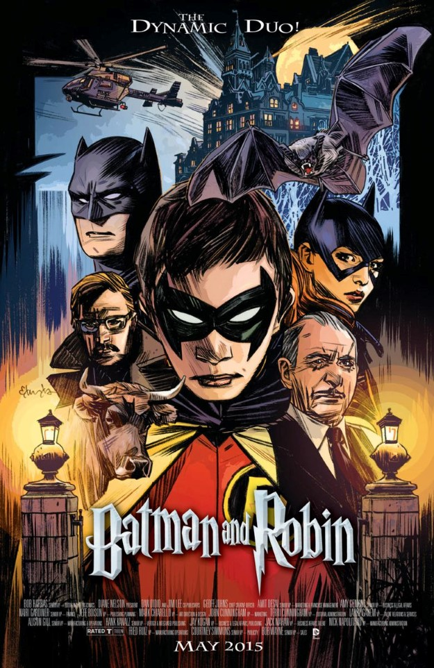 03 Batman and Robin - Harry Potter