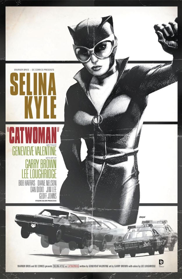 05 Catwoman - Bullitt