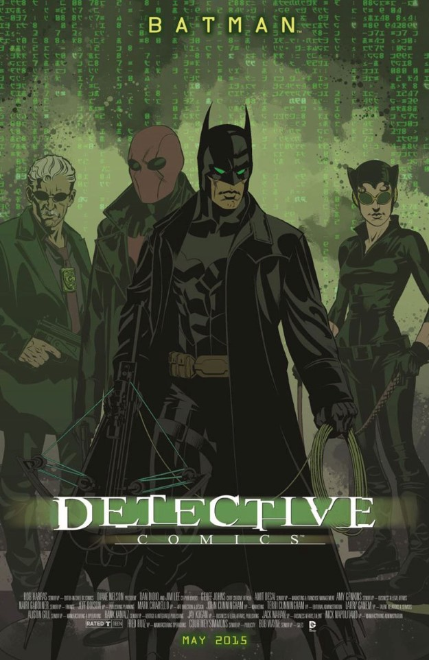 06 Detective Comics - Matrix