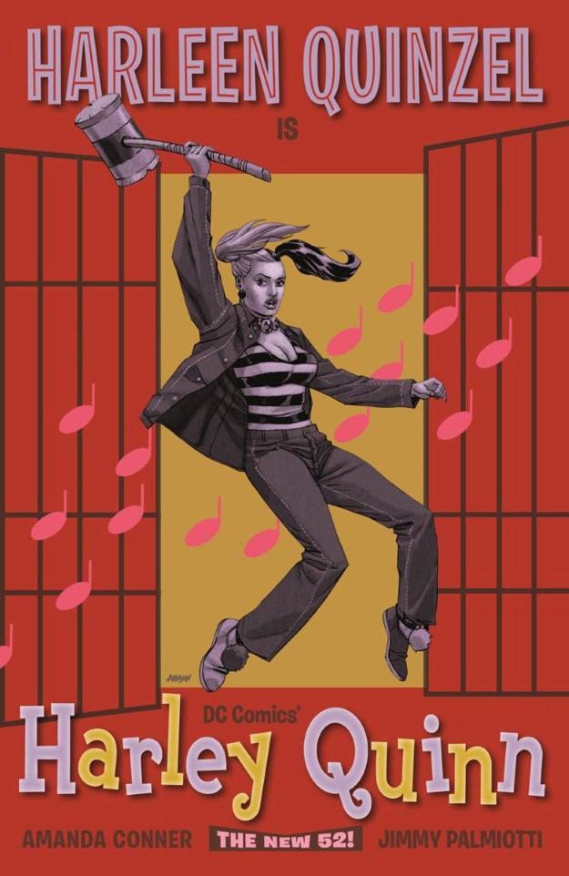 08 Harley Quinn - Jailhouse Rock
