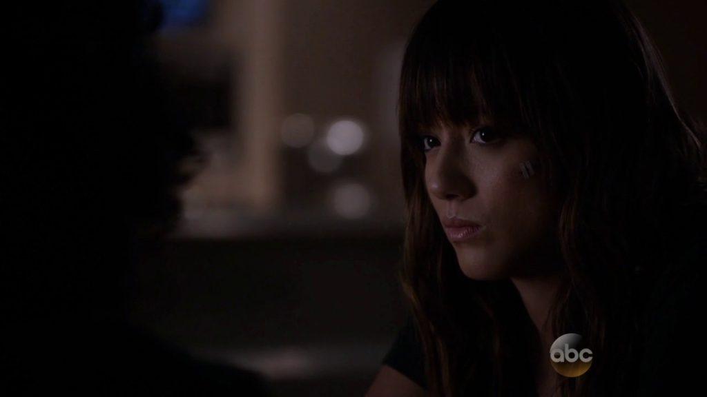 Agents of SHIELD S02E09 Skye