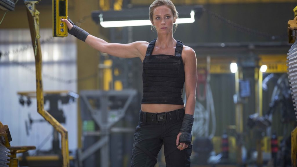 Rita Vrataski Edge of Tomorrow
