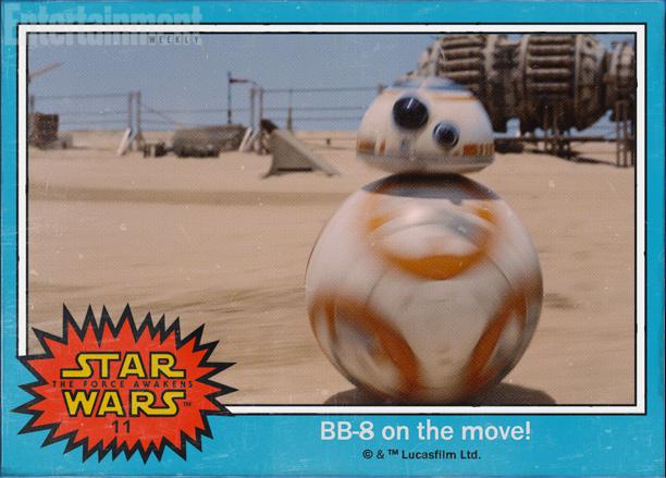 Star Wars The Force Awakens Karakter İsimleri 11 BB-8