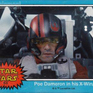 Star Wars The Force Awakens Karakter İsimleri 53 Poe