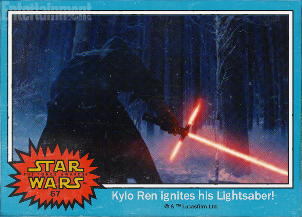 Star Wars The Force Awakens Karakter İsimleri 67 Kylo Ren