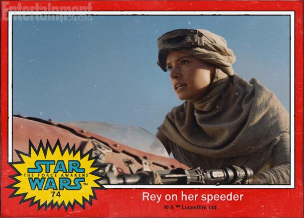 Star Wars The Force Awakens Karakter İsimleri 67 Rey