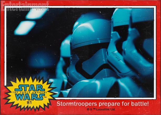 Star Wars The Force Awakens Karakter İsimleri 81 Stormtroopers