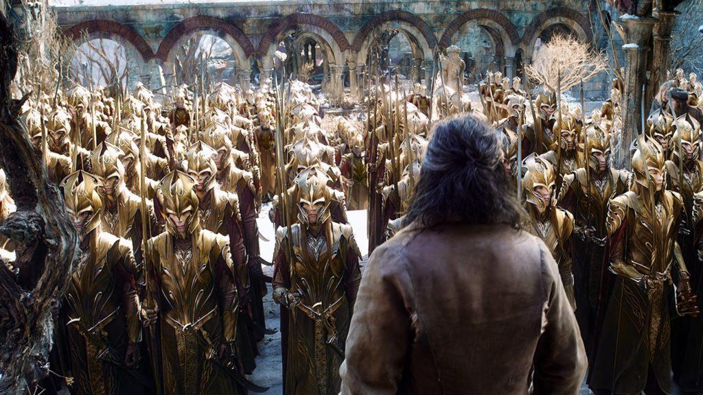 The Hobbit Beş Ordunun Savaşı 2