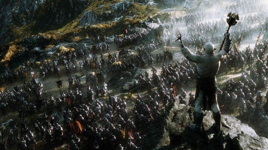 The Hobbit Beş Ordunun Savaşı 4