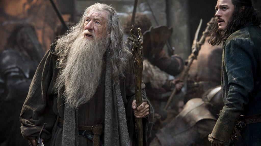 The Hobbit Beş Ordunun Savaşı 5