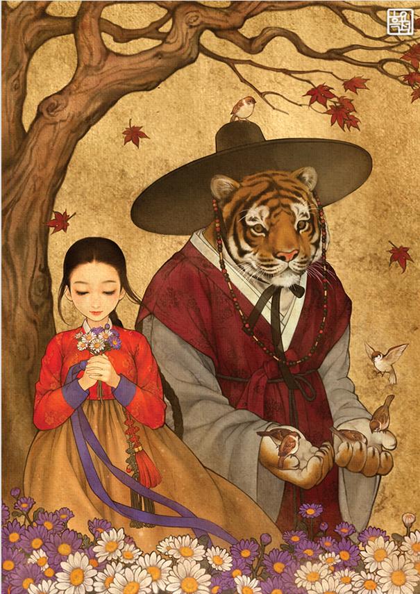 asian-korean-disney-remake-illustration-na-young-wu-6