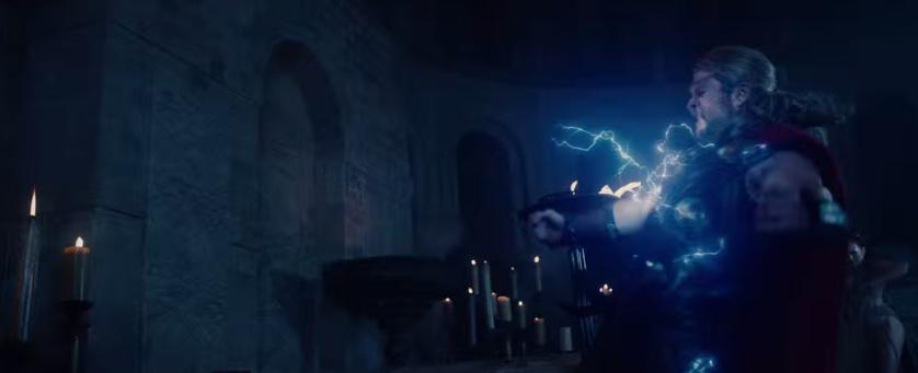 10 Thor Lightning Lady