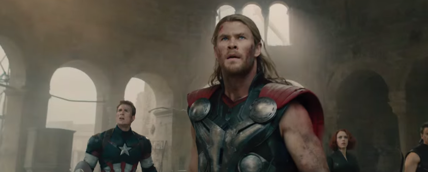 11 Avengers Shocked At What They See