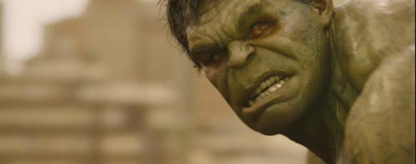 12 Hulk Red Eyes