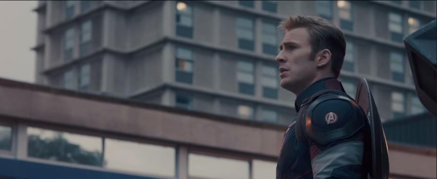 2 Captain America Avengers Logo