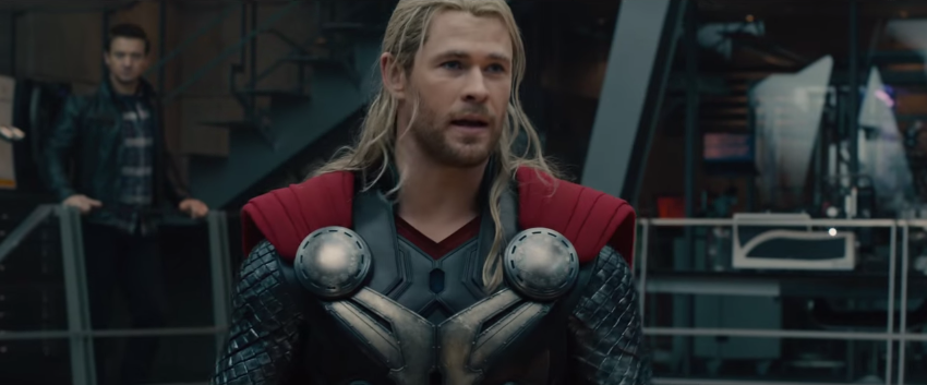 6 Thor Stark Meddled in Something You Don't Understand