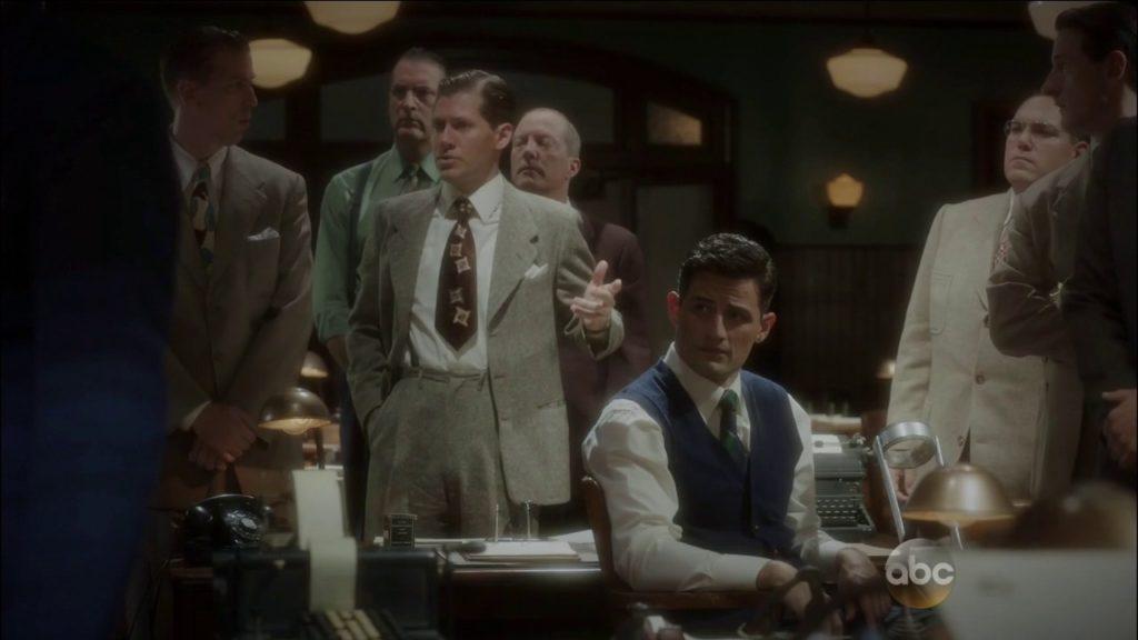 Agent Carter S01E04 Agent Sousa
