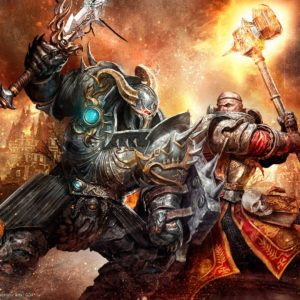 Warhammer Artwork