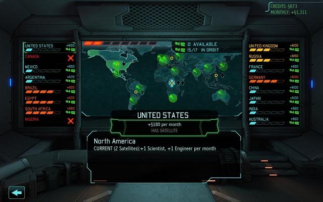 XCOM Enemy Unknown council