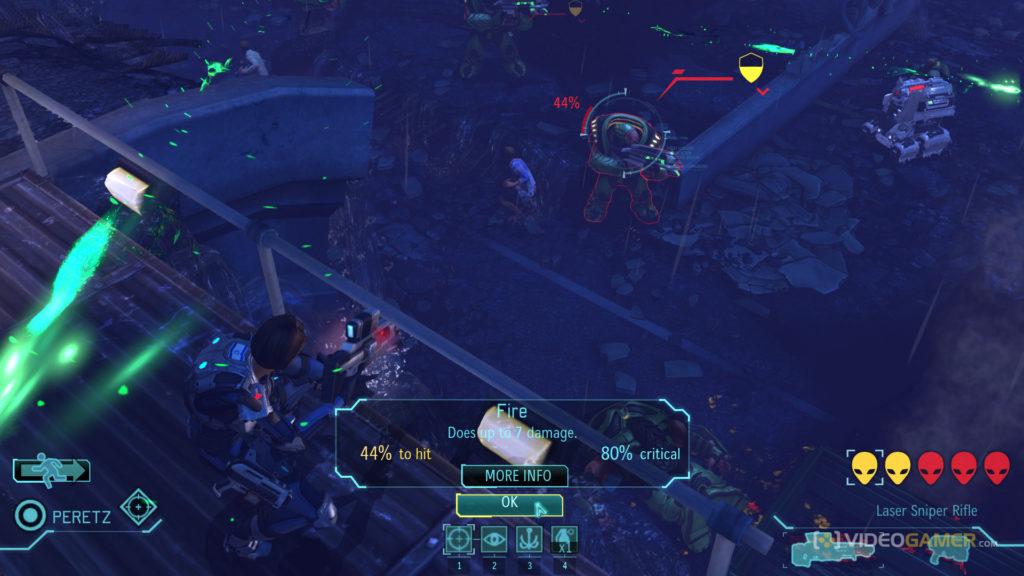 XCOM Enemy Unknown hit