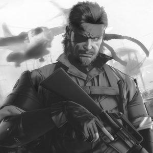Metal Gear Solid - Snake