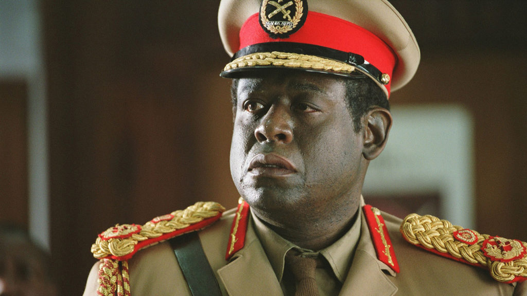 12 Forest Whitaker THe Last King of Scotland