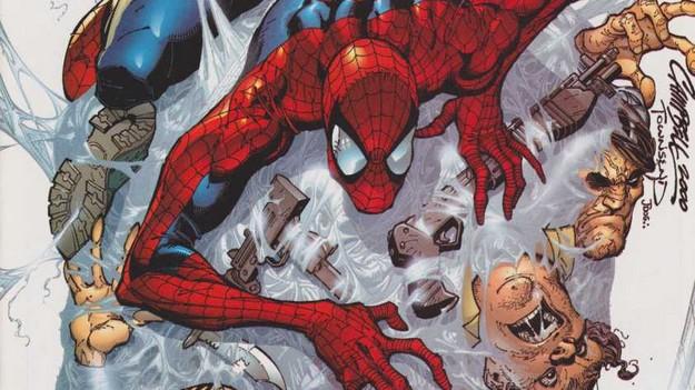 2 Straczynski Amazing Spider Man