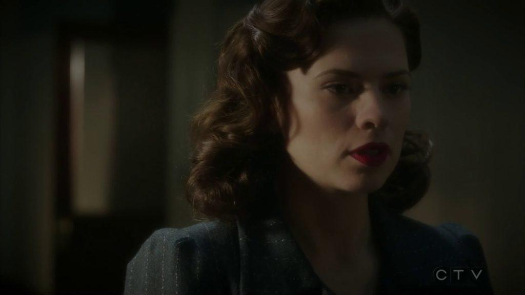 Agent Carter S01E05 Peggy