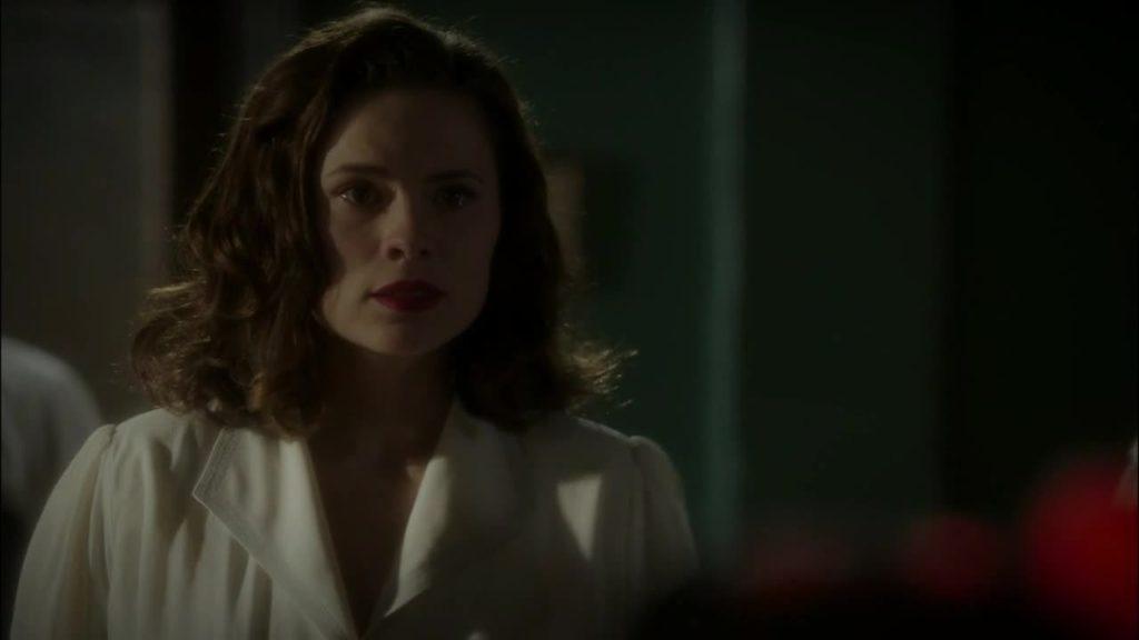 Agent Carter S01E08 Peggy